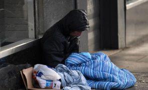 Coordenador nacional da estratégia para os sem-abrigo diz ser possível reduzir problema até 2030