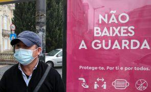Portugal regista descida