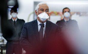 Covid-19: Costa regista descida de casos mas salienta preocupação com novas variantes do vírus