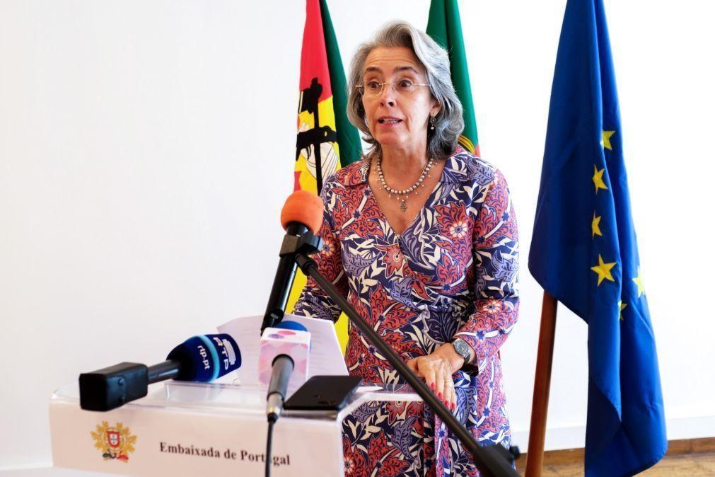 Covid-19:Portugal disponível para apoiar Moçambique nos planos de vacinação