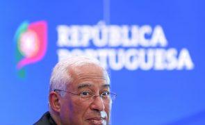 PRR: Empresas terão 4,6 mil milhões sem contar apoios indiretos e contratos - Costa