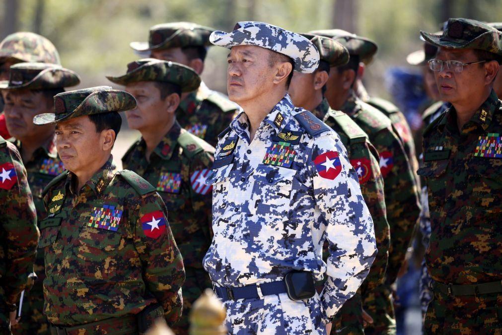 Estados Unidos decretam novas sanções contra junta militar em Myanmar