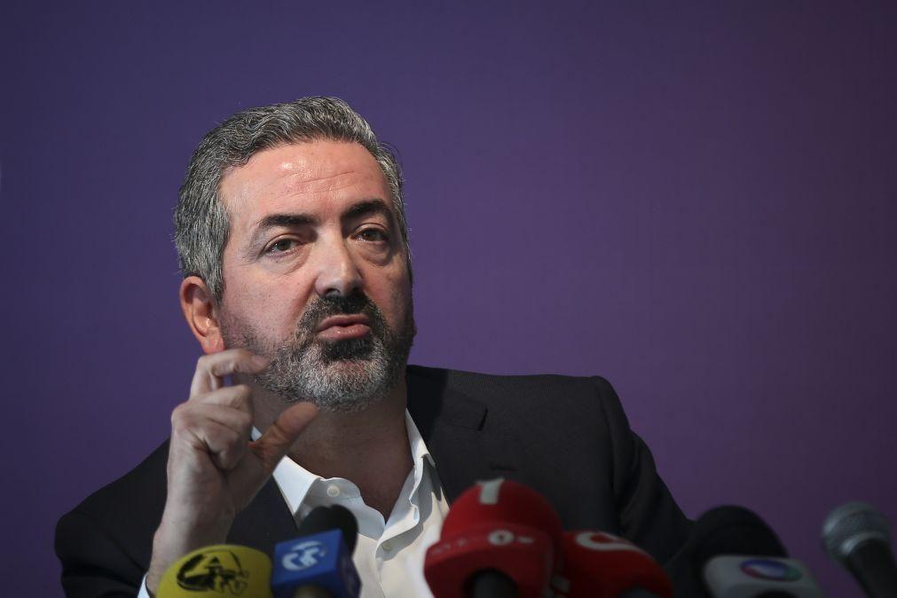 Joaquim Evangelista candidata-se a quinto mandato no sindicato dos futebolistas