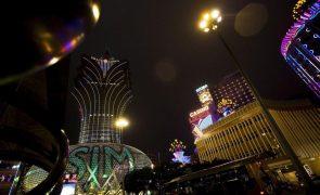 Operadora de jogo de Macau SJM regista prejuízo de 318 ME em 2020