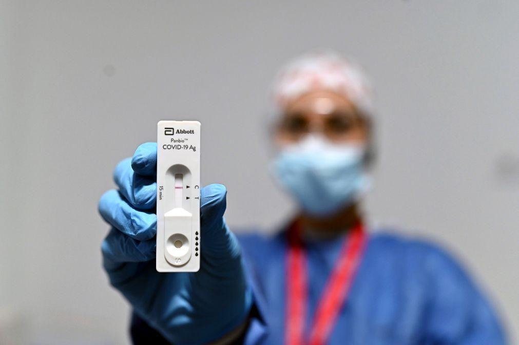 Covid-19: Pandemia mata 6.595 nas últimas 24 horas e eleva total para 2,47 milhões