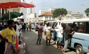 Líder de taxistas em Luanda justifica greve com arrastar de reivindicações desde 2018