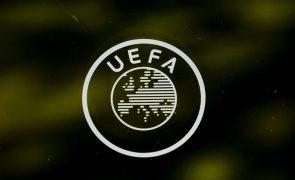 Covid-19: UEFA cancela Europeus de sub-19 masculino e feminino