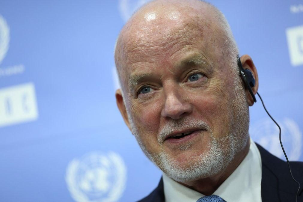 Enviado da ONU diz que só quem não tem vergonha pode negar situação atual do clima