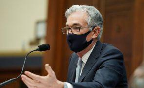 Presidente da Fed considera que inflação não é ameaça nos EUA