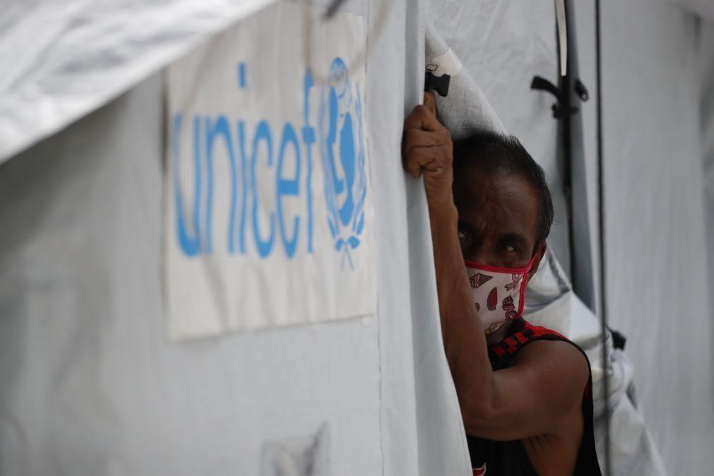 Covid-19: São Tomé e Príncipe entre os primeiros a receber seringas da Unicef