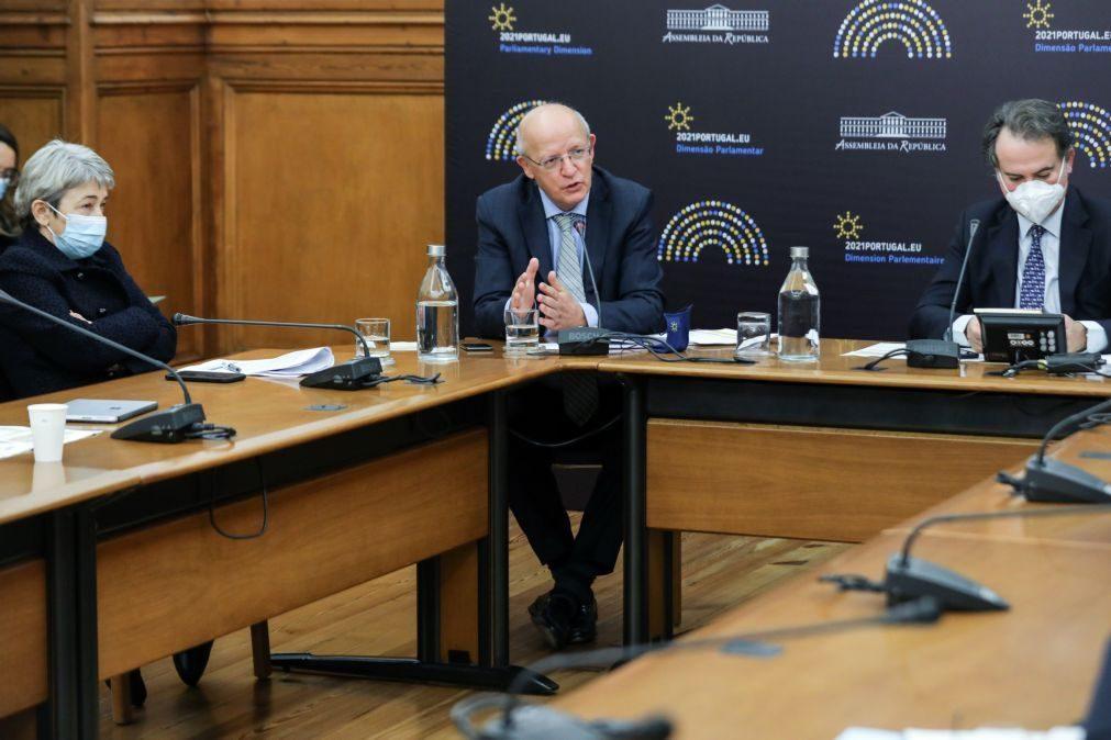 Cimeira entre Portugal e o Brasil será em 2022 -- MNE