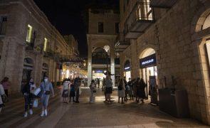 Covid-19: Israel anuncia recolher obrigatório durante festividades do Purim