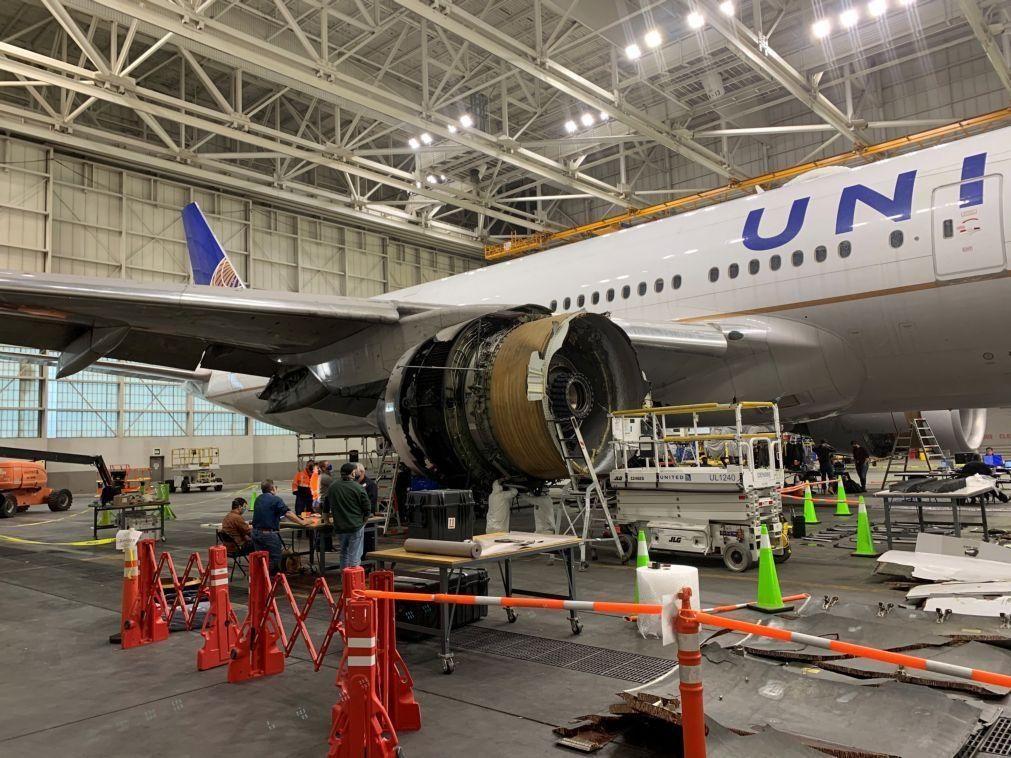 Regulador norte-americano ordena inspeção aprofundada de motores de Boeing 777