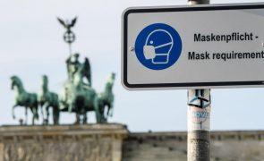Covid-19: Alemanha com mais 8 mil infeções e 422 mortos