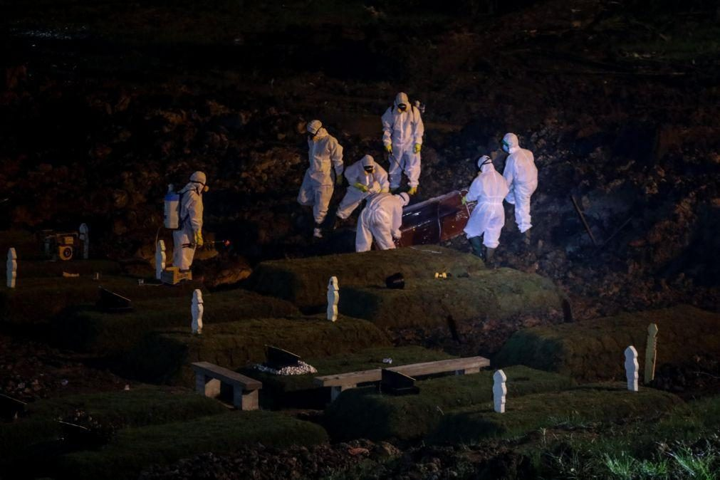 Covid-19: Pandemia já provocou 102.097 mortes em África