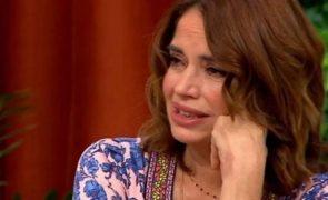 Bárbara Guimarães vê Polícia tirar-lhe filha à força [exclusivo]