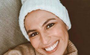 Joana Cruz atravessa nova experiência na luta contra o cancro