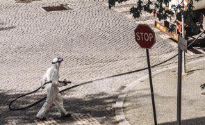 Covid-19: Portugal com 2 óbitos e 612 casos em 24 horas