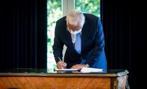 Portugal formaliza recandidatura de Guterres à liderança da ONU