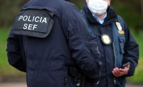SEF deteta 15 medidas cautelares contra cidadãos nas fronteiras