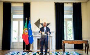 Costa considera essencial consenso nacional e pede envolvimento de todos os setores