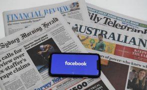 Facebook pede desculpa à Austrália e investe mil milhões USD nos 'media'
