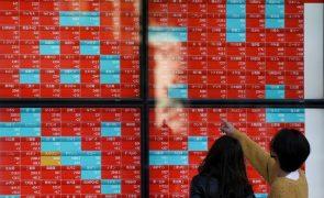 Bolsa de Tóquio abre a ganhar 1,60%