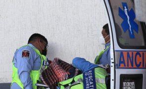 Covid-19: México com 1.006 mortos e 8.642 casos em 24 horas