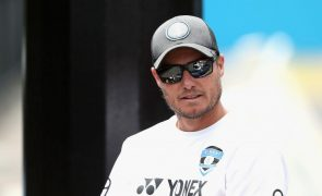 Tenista australiano Lleyton Hewitt entra no 'Hall of Fame'
