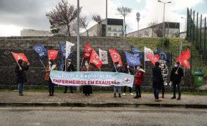 Enfermeiros exigem fim da PPP do Hospital de Loures e carreira única de enfermagem