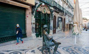 Covid-19: Portugal deixa de estar entre regiões da UE de risco elevado