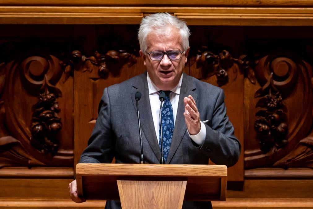 Eduardo Cabrita aponta redução significativa da criminalidade em Portugal em 2020