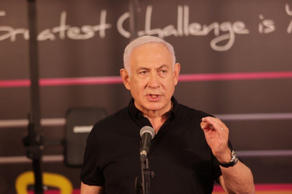 Tensão no governo israelita depois de Netanyahu decidir enviar vacinas a aliados