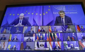 Covid-19: Líderes da UE assumem como prioridade de topo acelerar vacinas
