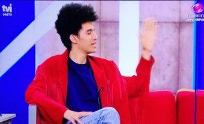 Luís Borges Sugere Gonçalo Quinaz e Jéssica Nogueira para programa da SIC
