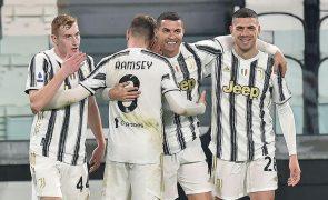 Juventus com prejuízo de 113 milhões de euros no segundo semestre de 2020