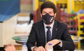 Autárquicas: Líder do CDS diz que candidatura de Moedas a Lisboa reuniu