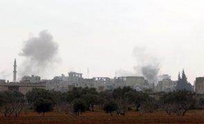 EUA bombardeiam infraestrutura na Síria de milícias apoiadas pelo Irão