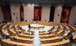 Parlamento holandês reconhece