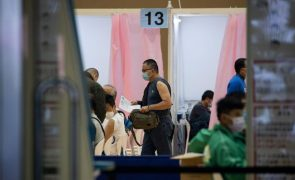 Covid-19: Vacinação arranca em Hong Kong e Coreia do Sul