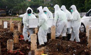 Covid-19: África com mais 373 mortos e 12.941 casos nas últimas 24 horas