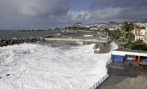 Capitania do Funchal cancela aviso de agitação marítima forte na Madeira