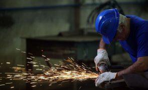 Covid-19: Mais de 90% das empresas em atividade total ou parcial na 1.ª quinzena de fevereiro