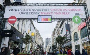Covid-19: Autoridades alertam que contágios estão de novo a aumentar na Bélgica