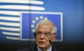 Borrell condena