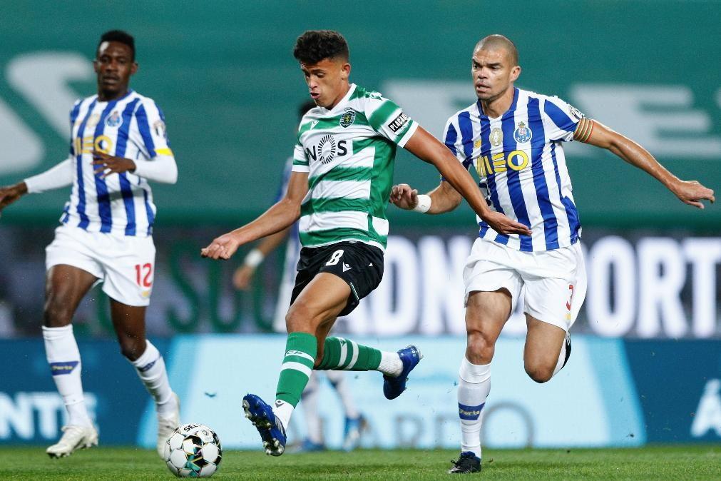 Sport TV: Transmissão especial do FC Porto vs Sporting com 28 câmaras