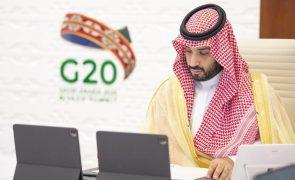 EUA acusam príncipe herdeiro saudita de ter