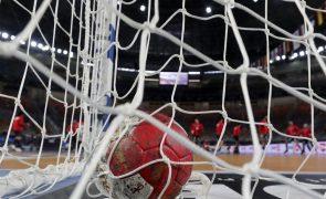 Sporting perde em casa com Dínamo Bucareste na Liga Europeia de andebol