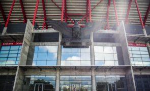 SAD do Benfica com lucro de 8,2 ME no primeiro semestre da temporada