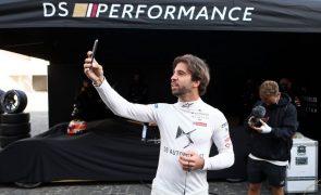 Félix da Costa em 11.º na estreia do Mundial de Fórmula E